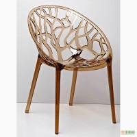 Кресло Гарден (Garden) поликарбонат прозрачное, молочное, красное, серое, коричневое