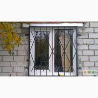 Решетки на окна в Харькове