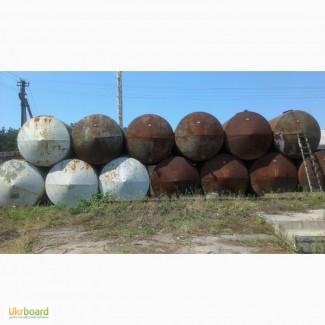 Продам емкости металлические 75 м.куб из под ГСМ