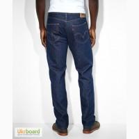Джинсы Levis 505 Regular Fit Jeans - Rinse (США)
