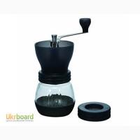 Жерновая ручная кофемолка для дома Hario