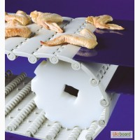 Модульные пластиковые ленты Uni производства Ammeraal Beltech