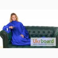 Плед одеяло с рукавами Снагги Бланкет, Snuggie Blanket