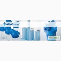 Фильтры для воды Atlas Filtri (Италия)