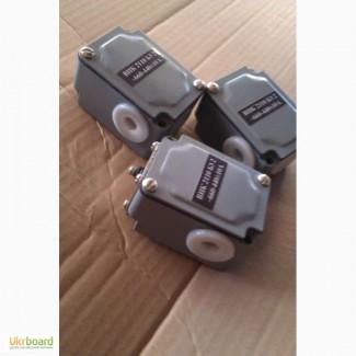 Продам выключатели путевые ВПК-2110, ВПК-2111, ВПК-2112 БУ2