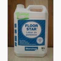 Лак для паркета Blanchon Floor Star 5л полиуретановий (Франция)