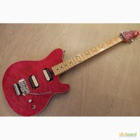 Электрогитара Sterling Music Man Axis 40d Trans Pink