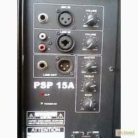 Активні колонки Tayama PSP-15A. Ціна 200$. Лишилась одна штука