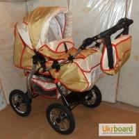 Детская коляска зима-лето Skaut Скаут