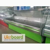 Витрина холодильная универсальная 2.5 метра Vento -3+5 C на динамике