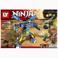 Конструктор Ninjago 331дет., 68005
