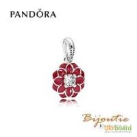 Оригинал PANDORA шарм восточный цветок 791829CZ