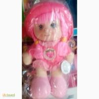 Мягкая кукла Даша, рассказывает стихи