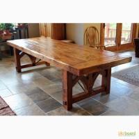Индивидуальный заказ мебели из дерева