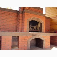 Строительство каминов, печей, барбекю любой сложности