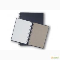 Скетчбук для рисунка на пружине, белая+крафт, A4, 90л., ArtBook Graphic, Alizarin