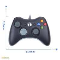 Джойстик Xbox 360 (USB)