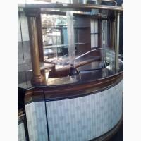 Барная стойка Итальянская со встроеным оборудованием б/у