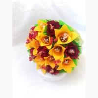 Букет из конфет «Марсала»