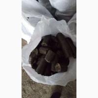 Качественные топливные брикеты из лузги подсолнуха нестро в мешках с доставкой в Запорожь