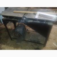 Продам станок строгальный с удлененным валом для пилы и фрезы