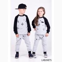 Детские спортивные костюмы от украинского дизайнера