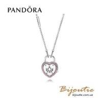 PANDORA подвеска на цепочке символ любви PANDORA ― 396583FPC-60
