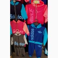 Детские спортивные костюмы, возраст от полугода до 46 размера