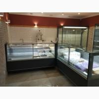 Витрина холодильная Florenzia Cube 2 метра новая со склада в Киеве