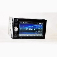 Автомагнитола 2din Pioneer 7622 USB, BT, SD пульт на руль