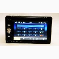 Автомагнитола 2din Pioneer 7622 USB, BT, SD пульт на руль