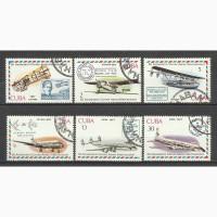 Продам марки Кубы (Авиация1)