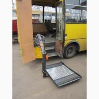 Автобусный подъемник ППА-150