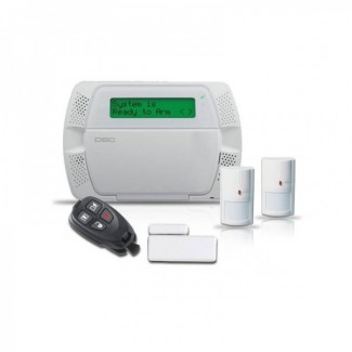 Прибор приёмно-контрольный DSC SCW 445 EU2 Канада 32 беспроводные зоны