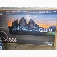 Телевізор Samsung 65 Q80R 4K Qled Smart QN65Q80RAFXZA WIFI