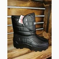 Зимние мужские ботинки дутики 41, 42, 43, 44, 45, 46 киев