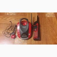 Радио телефон с гарнитурой