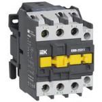 Пускатель, от 9 до 95 Ампер, контактор, электромагнитный, на DIN рейку
