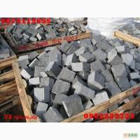 Брусчатка гранитная колотая улучшенного качества - 800 грн./тонна. Габбро 10 10 5 см