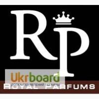 Наливная парфюмерия, духи на розлив Royal Parfums Франция