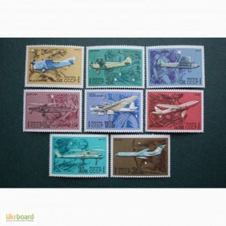 Продам почтовые марки СССР. Тематика