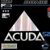 Продам накладка Donic Acuda S2