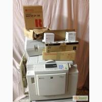 Продам ризограф Ricoh JP 1210 БУ, с комплектом расходников и цилиндром