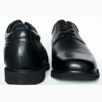 Florsheim Shuttle кожаные туфли мужские черные полнота 3E