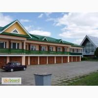 Строительство гостиниц «под ключ» в Киеве и Киевской области