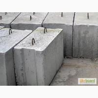 Фундаментные блоки по доступным ценам в Киеве