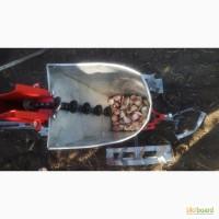 Сажалка для чеснока 1-рядная ручная Ярило