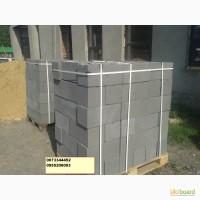 Блоки будівельні стінові вібропресовані 20х20х40