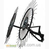 Продам Грабли ворошилки-солнышко большие тракторные Премиум на 3 колеса (1, 8м)