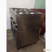 Плита бу Kogast ES-80 электрическая для кафе, ресторана, бара. Бу плита когаст